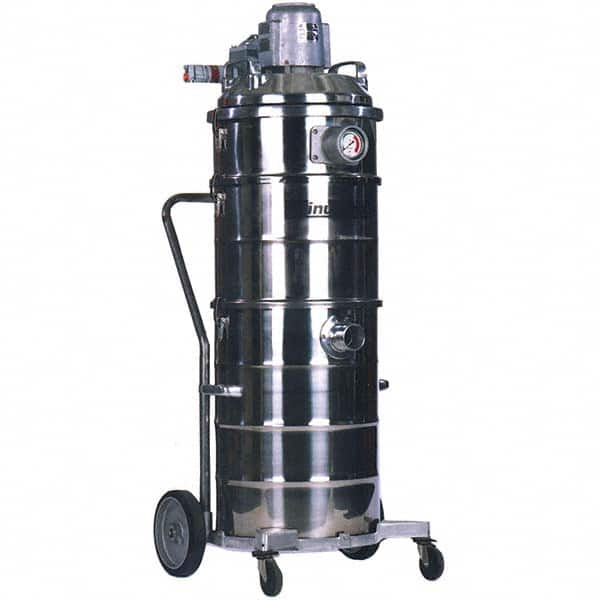 Minuteman 15 Gal Stainless Steel Tank Wet Dry
