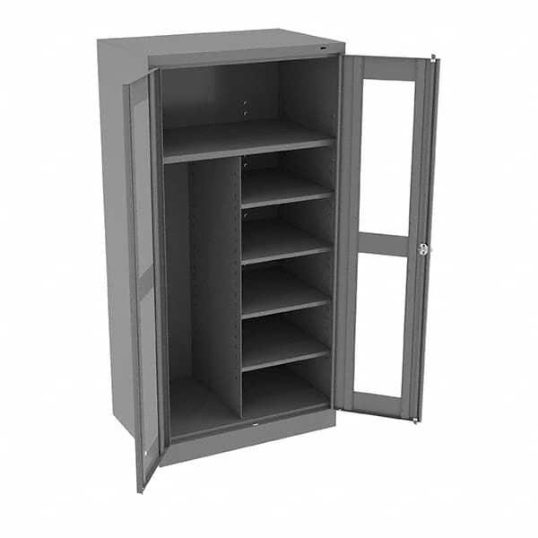 Tennsco Combination Storage Cabinet 24, 24 Inch Deep Storage Cabinets