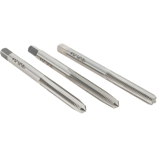 D7 Pitch Diameter High-Speed Steel 4 Flutes Plug Type ONYX 34817 Metric CNC Style Spiral Point Tap M16 x 2.00 Size Steam Oxide Over Nitride Finish
