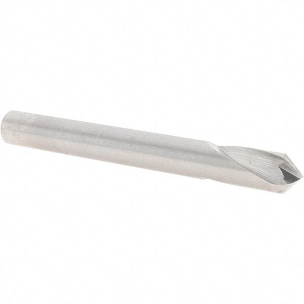 "1//2/"" Shank Melin Tool USA 7//8/"" x 82° Single Flute Countersink High Speed Steel"