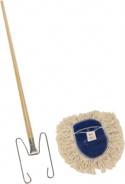 White Dust Mop   MSCDirect com