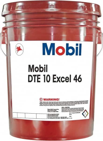 Mobil Dte24 Super Stabilized Hydraulic Fluid Mscdirect Com