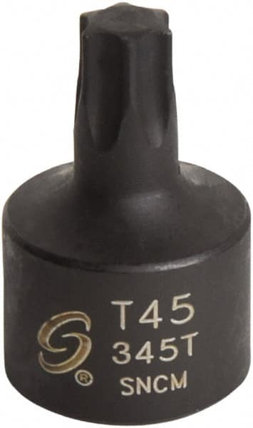 3//8-Inch Blackhawk By Proto TS-1345-2 T45 Drive Torx Impact Socket