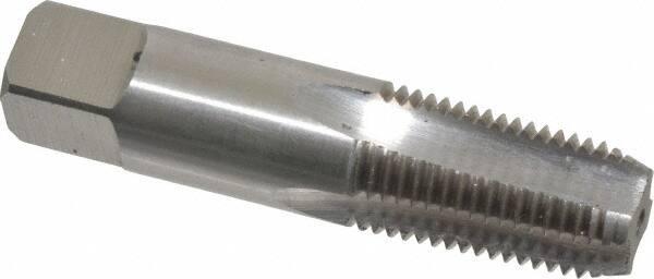 Hertel 1 4 18 Npt 4 Flute Carbon Steel Standard Flute Tap 59339804 Msc Industrial Supply