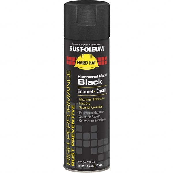 Black Finish Surface Paint Mscdirect Com