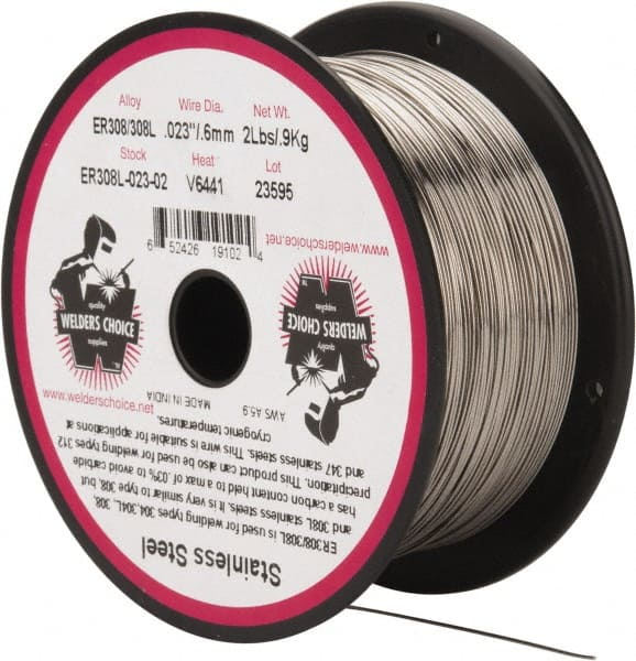 Mig Wire For Stainless Steel   Stainless Steel Welding Wire Mscdirect Com