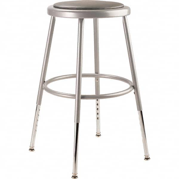 Outstanding Nps 18 Inch High Stationary Adjustable Height Stool Caraccident5 Cool Chair Designs And Ideas Caraccident5Info