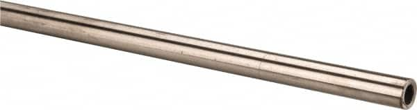"""2-1//2/"""" OD x 0.083/"""" Wall x 36/"""" long Seamless 304 Stainless Steel Round Tube"""