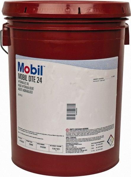 Mobil - 5 Gal Pail Mineral Hydraulic Oil - 60002029 - MSC