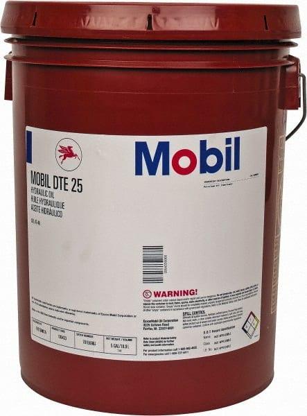 Mobil - 5 Gal Pail Mineral Hydraulic Oil - 60002045 - MSC