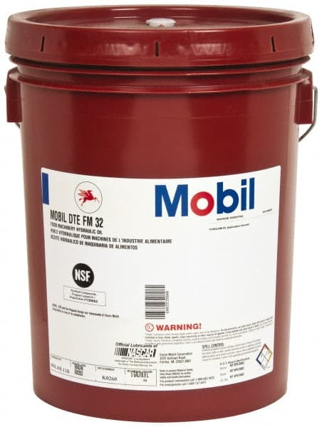 Mobil Dte24 Super Stabilized Hydraulic Fluid | MSCDirect com