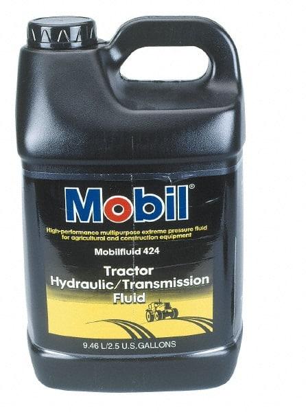 Mobil - 2 5 Gal Bottle Mineral Hydraulic Oil - 60002722 - MSC