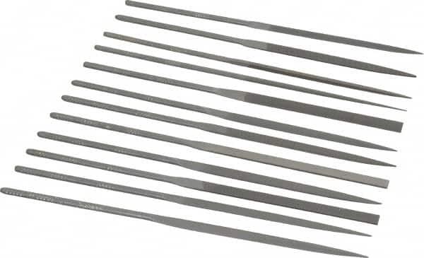 Grobet Swiss Pattern File Slitting 6 Inch Cut 2
