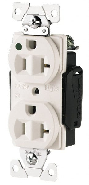 Red Duplex Receptacle Mscdirect Com