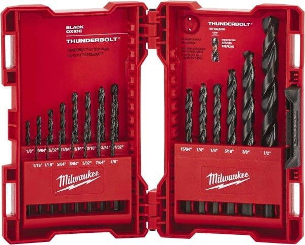 118/° Michigan Drill Series X203 1-43//64 HSS Taper Shank Drill