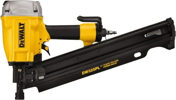 dewalt 2inches 3 14inches 21d pneumatic framing nailer dw325pl