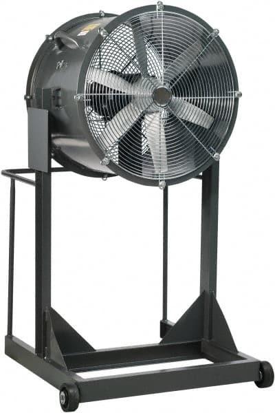 Industrial Size Fans : Americraft blade fan mscdirect
