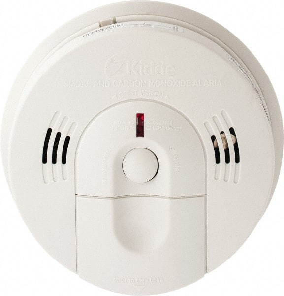 Kidde Smoke And Carbon Monoxide Alarm Flashing Green Light