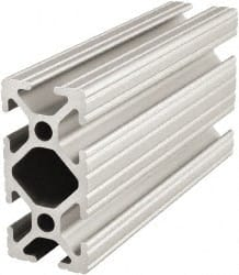 80 20 Inc 72 Inches Long X 1 Inch Wide X 2 Inches High T Slotted Aluminum Extrusion 61984837 Msc Industrial Supply