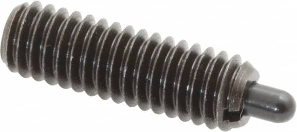 Vlier S54 Steel Standard Plunger 1//4-20 Outside Thread
