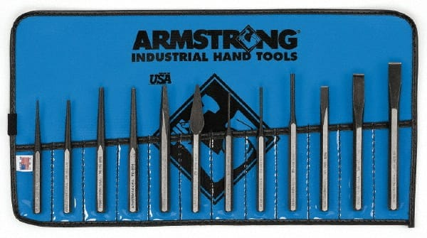 Armstrong 70-199 5//16-Inch by 5//8-Inch by 11-Inch Drift Punch