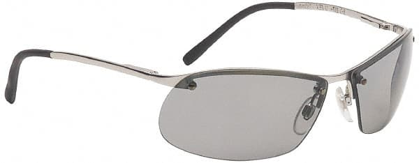 uvex gry polarize brsh mtl uvex safety glasses s4100