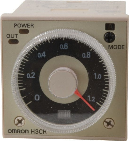 Omron Electrical Timers Mscdirect Com