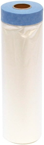 trimaco 4x72u0027 plastic pretape drop cloth