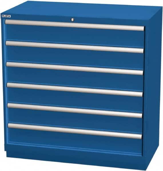 Lista Storage #22 - Lista 6 Drawer Modular Storage Cabinet - 40-1/4 Inch Wide X 22