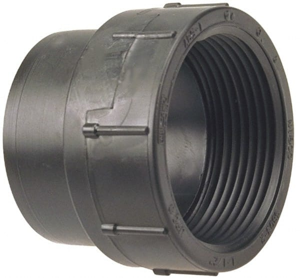 Adapter NIBCO 5803 ABS Pipe Fitting 3 Hub x 3 NPT Female Schedule 40