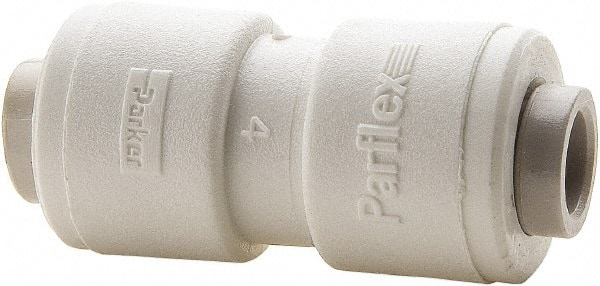 Pack of 5 Parker W371PLP-8M-2R-pk5 Composite Push-to-Connect Fitting Glass Reinforced 6.6 8 mm and 1//8 8 mm and 1//8 Tube to Pipe Push-to-Connect and BSPT Run Tee Nylon