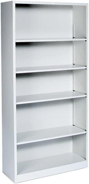 "Hon - 5 Shelf, 71"" High x 34"" Wide Bookcase - 63591440 - MSC"