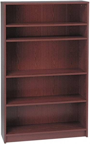 Cherry 14 Inch Bookcase Mscdirect Com