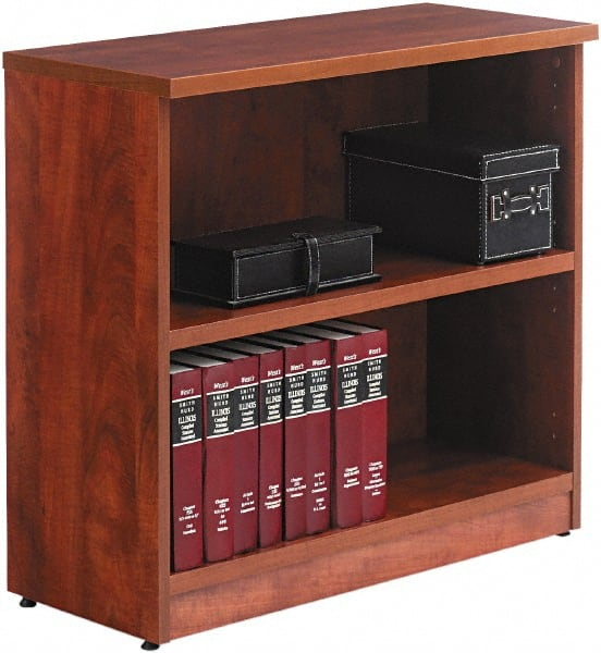 Alera 2 Shelf 29 High X 31 Wide Bookcase 63595854