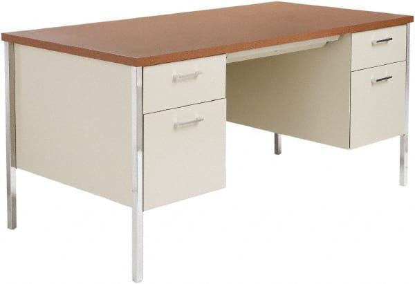 steel office desk | mscdirect