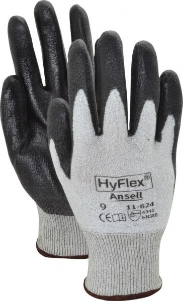 ANSELL Hyflex Dyneema Extreme WORK GLOVES Abrasion Cut ResistantMedium 7