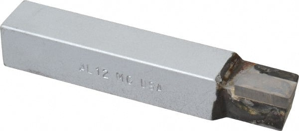"""Carbide-Tipped Square Shoulder Turning Single Point Tool Bit 3//4/"""" x 3//4/"""" AR-1..."""