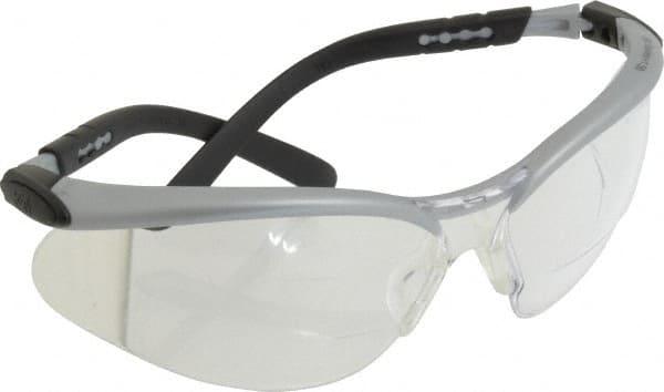 3m clr af lens 15diop bx dual safety glasses