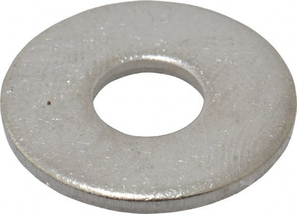 Value Collection M6 Screw 18 8 Stainless Steel Fender Flat Washer 65119968 Msc Industrial Supply