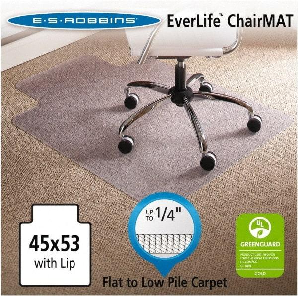 Aleco 60 Quot Long X 66 Quot Wide Chair Mat 70056064 Msc