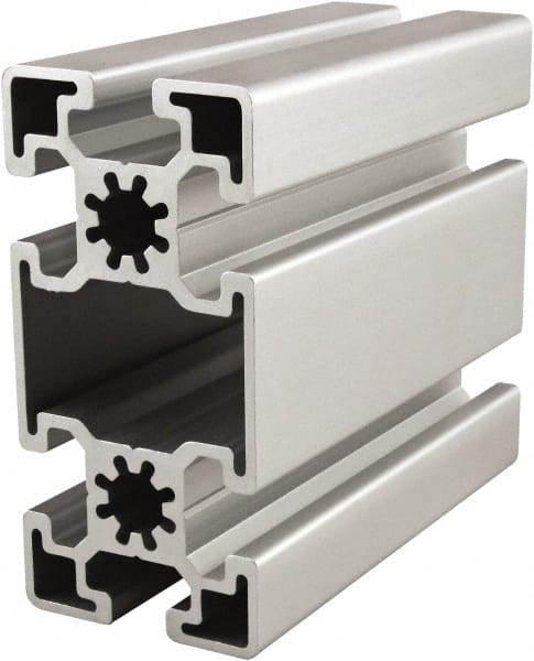 "80//20 Inc 15 Series  T-Slot Aluminum Extrusion 1515-UL-BLACK x 48/"" Long N"