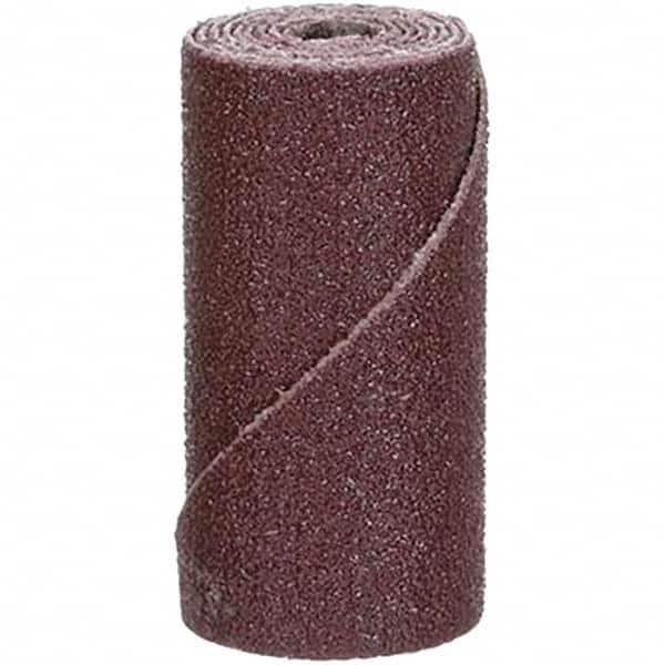 Aluminum Oxide Pack of 100 1//8 Arbor Merit Abrasive Cartridge Roll Grit 150 Roll 1//2 Diameter x 1 Length