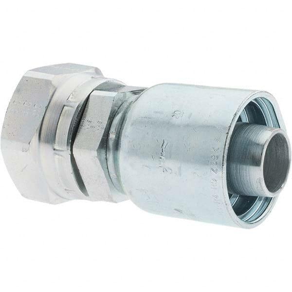 NPSM Female SWIV 1//8-27 X 1//8-27 Continental Hydraulic Adapter Fitting NPTF Male