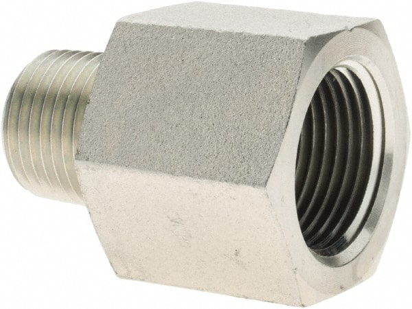 Parker 1//2 To 1//8 Steel Pipe Bushing