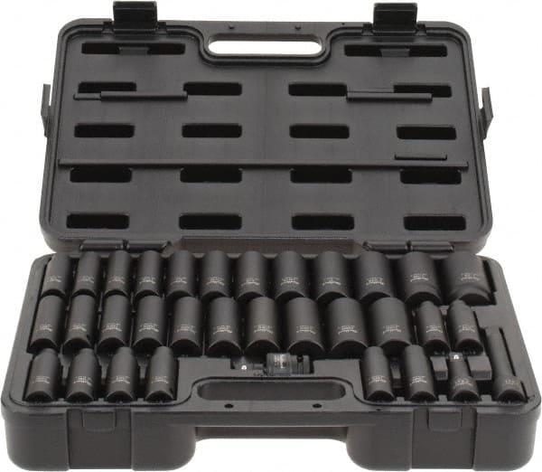 KT Pro Tools C1620S22 3//4 Drive 12-Point Socket