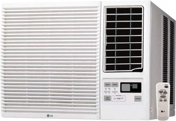 LG Electronics - 7500 BTU, 115 Volt Window Air Conditioner