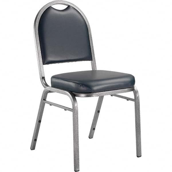 NPS Stacking Chairs; Type: Padded Stack Chair ; Seating Area Material: Vinyl  ;