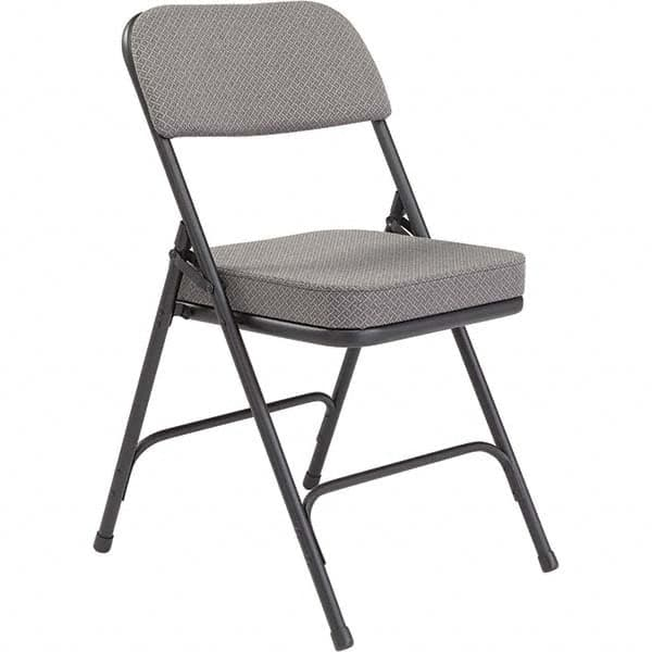 Outstanding Steel Padded Seat Folding Chair Mscdirect Com Download Free Architecture Designs Itiscsunscenecom