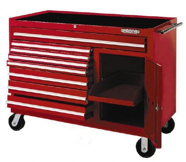 2,800 Lb. Capacity, 8 Drawer Mobile Tool Box 67274902 - MSC