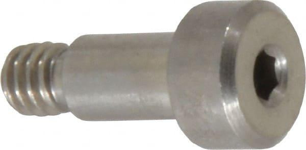 UNICORP SCB312-316-22 Hex Socket Shoulder Screw- 3//16 Shoulder Dia. #8-32 Thread 1-1//2 Shoulder Lg. 5//32 Head Ht. 316 Stainless QTY-25 5//16 Head Dia.
